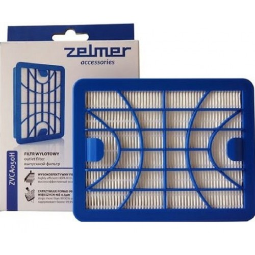 Купить Zelmer Solaris Twix 5500, Solaris 5000, Syrius 1600, Clarris 2750 фильтр HEPA13 для пылесосов в Украине на АйПылесос