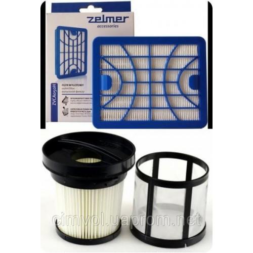 Купить Комплект Zelmer Solaris Twix 5500 и Clarris Twix 2750 фильтры для пылесоса в Украине недорого