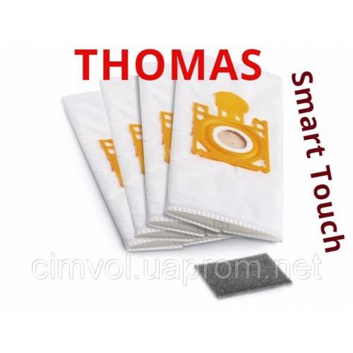 Купить Thomas SmartTouch Drive, Comfort, Power, Style мешки для пылесоса в Украине недорого