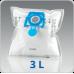 Купить Мешки Zelmer 49.4000 Safbag для пылесосов Aquawelt 919.0 и 7920 в Украине на АйПылесос