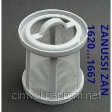 Сетка фильтра Zanussi ZAN 1650, 1655, 1660, 1665 F110 для пылесосов