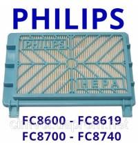 Выпускной фильтр Philips FR 9337 Super Clean Air HEPA 12 для пылесосов FC 8600-8619, FC 8700-8740, FC 8438