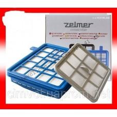 Нера фильтры Zelmer для пылесосов Eco Power и Quigo в наборе AVC3100200.00 (ZVCA315H)