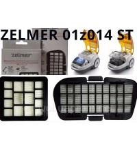 Набор 01Z014 ST Zelmer Voyager Twix ZVC332 и ZVC335 хепа фильтры пылесоса (комплект ZVCA335SX)